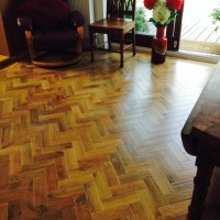 Wooden flooring Brighton