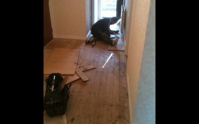 Wooden flooring Brighton