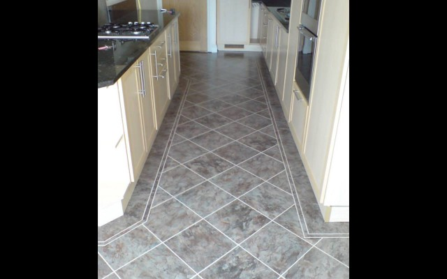 Kitchen flooring Brighton